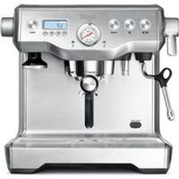 Sage by Heston Blumenthal BES920UK The Dual Boiler Espresso Coffee Machine