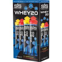 Science in Sport WHEY20 4 Pack - Strawberry & Lemon