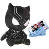 Mopeez Marvel Captain America Civil War Black Panther Plush Figure