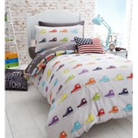 Catherine Lansfield Sneakers Bedding Set - Multi - Single