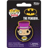 DC Comics Batman Penquin Pop! Pin