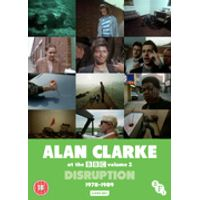 Alan Clarke at the BBC - Volume 2: Disruption