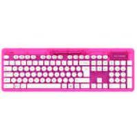 Rock Candy Wireless Keyboard - Pink Palooza