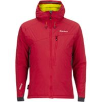 Sprayway Mens Grendel Insulated Jacket - Cherry/Smog - S