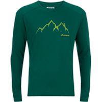 Sprayway Mens Source Long Sleeve T-Shirt - Evergreen - S