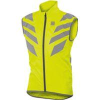 Sportful Reflex Gilet - Yellow - S