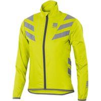 Sportful Reflex Childrens Jacket - Yellow - 8 Years