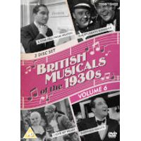 British Musicals of the 1930s Vol. 6 (Facing the Music/Sleepless Nights/A Star Fell from Heaven/The Students Romance)