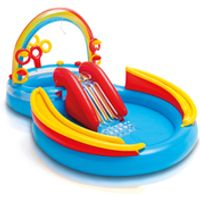 Intex Rainbow Ring Play Center Inflatable Pool