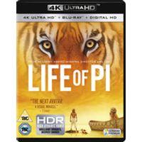 Life of Pi - 4K Ultra HD