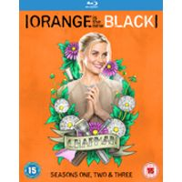Orange Is The New Black - Season 1-3