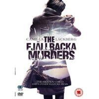 Camilla Lackberg - Fjallbacka Murders Boxset