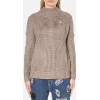 OBEY Clothing Womens Barnette Pullover - Antler - M