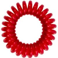 MiTi Professional Hair Tie - Ruby Red (3pc)