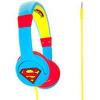 Superman Childrens On-Ear Headphones