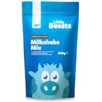 Little Beasts Milkshake Mix - 500g - Pouch - Natural Strawberry