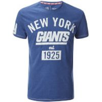 NFL Mens New York Giants Logo T-Shirt - Blue - S