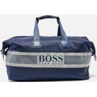 BOSS Green Mens Pixel J Holdall Bag - Navy