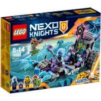 LEGO Nexo Knights: Ruinas Lock & Roller (70349)