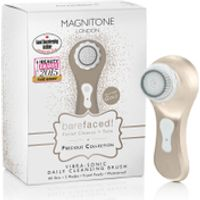 Magnitone London BareFaced Vibra-Sonic Daily Cleansing Brush - Gold
