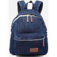 Eastpak Padded Pakr Kuroki Denim Limited Edition Backpack - Indigo Wash