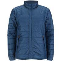 Fjallraven Mens Keb Padded Jacket - Blueberry - M