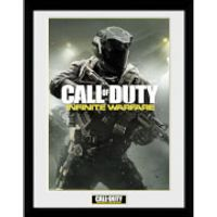 Call Of Duty Infinite Warfare New Key Art Framed Photographic - 16 x 12