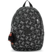 Kipling Womens Clas Challenger Backpack - Monkey Novelty