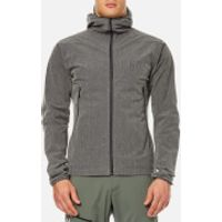 Haglofs Mens Boa Hooded Jacket - Magnetite - M