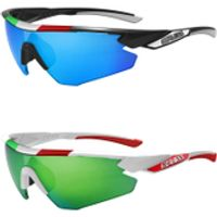 Salice 005 Sports Sunglasses Spare Lens RW - Green