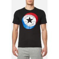 Converse Mens Large Circle T-Shirt - Black - XXL