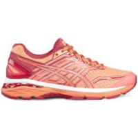 Asics Womens GT 2000 5 Running Shoes - Flash Coral - UK 5/US 7