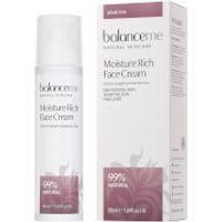 Balance Me Moisture Rich Face Cream 50ml