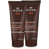 NUXE Mens Shower Gel Duo 200ml