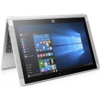 HP 10-P008NA 10.1 Touch-Screen Laptop (Intel Atom x5-Z8350, 2GB, 32GB, 1.44GHz, Windows 10) - White - Manufacturer Refurbished