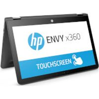 HP 15-AR002NA 15.6 Touch-Screen Laptop (AMD Dual-Core A9-9410, 8GB, 256GB, 2.9GHz, Windows 10) - Ash Black - Manufacturer Refurbished