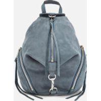 Rebecca Minkoff Womens Julian Backpack - Dusty Blue
