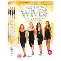 Footballers Wives Complete Collection