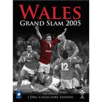 Wales Rugby Grand Slam 2005 [Collectors Edition]
