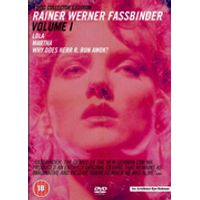 Fassbinder Collection Vol 1