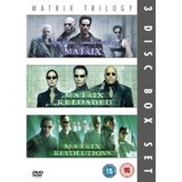 The Matrix/Matrix Reloaded/Matrix Revolution