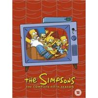 The Simpsons - Complete Season 5 [Box Set]