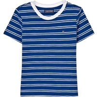 Navy and Blue Stripe Tee