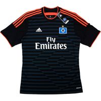 2014-15 Hamburg Away Shirt *BNIB*