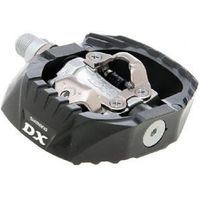 Shimano Dx M647 Mtb Spd Pedals - Pop Up Mechanism