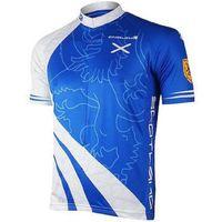Endura Coolmax Printed Scotland Flag Short Sleeve Jersey