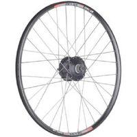 Shimano Alfine Hub Gear / DT XR 400 disc rim black / 32 hole rear wheel