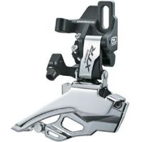 Shimano Fd-m986 Xtr 10-speed Double Front Derailleur Direct-fit Dual-pull