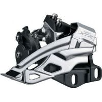 Shimano FD-M985 XTR 10-speed double front derailleur E2-type for 38-40T dual-pull