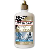 Finish Line Ceramic Wax lube 4 oz / 120 ml bottle